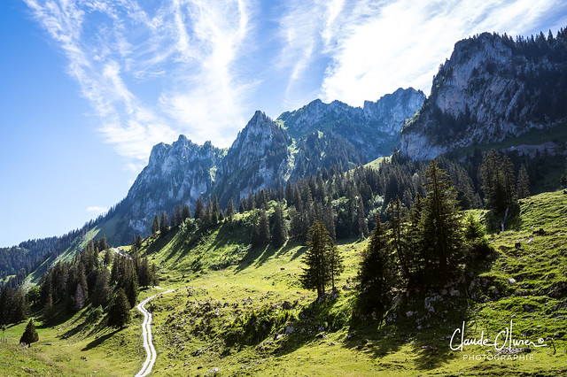 Vallée de la Brecca