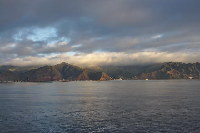 Blik op Tenerife
