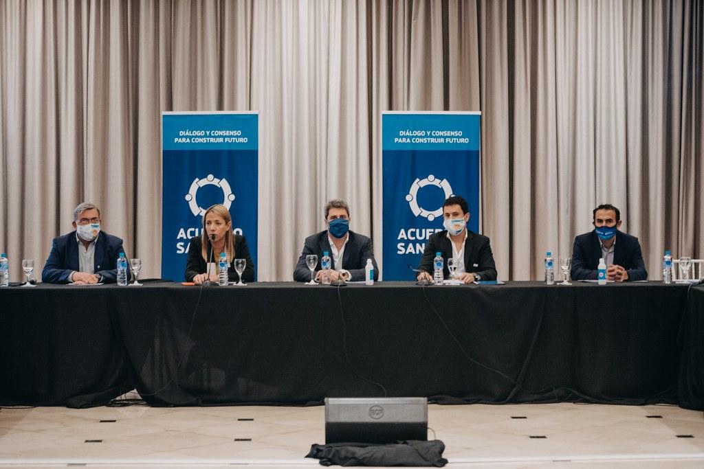 2020-07-13 PRENSA La primera mesa sectorial del Deporte se reunió para aportar al Acuerdo San Juan (2)