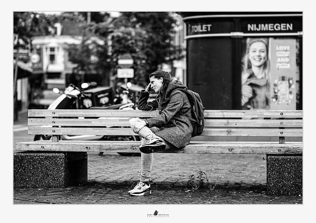 Street-photography in Nijmegen