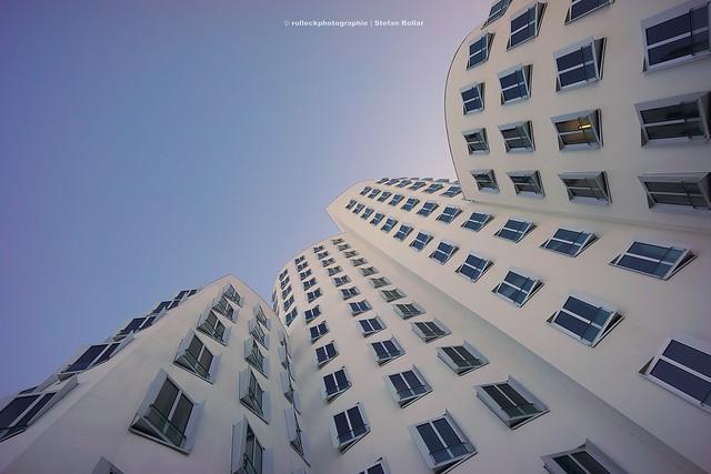 Die Fenster des Herrn Gehry