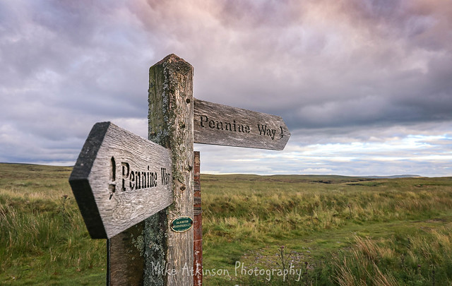 The Pennine Way...This Way & That Way...