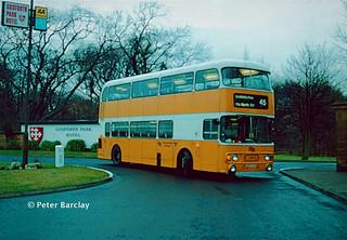 Tyne and Wear PTE 171 (AVK171V) - Circa 1980