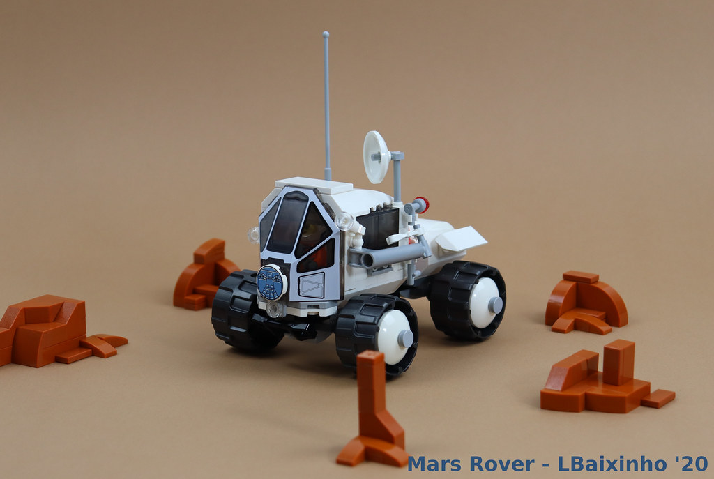 Mars Rover 01