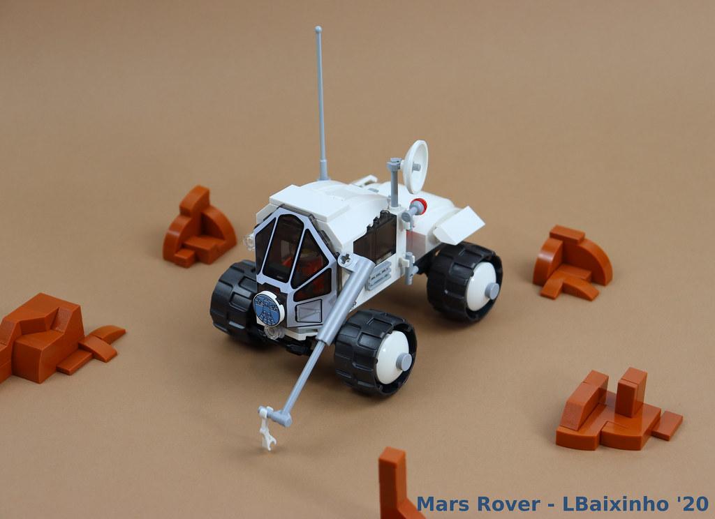 Mars Rover 03