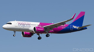 Wizz Air A320-271N msn 10092 F-WWBG / HA-LJB