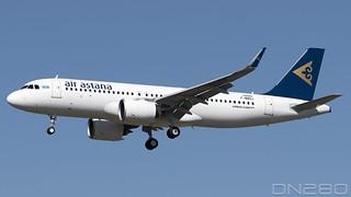 Air Astana A320-271N msn 10005 F-WWDJ / P4-KBM