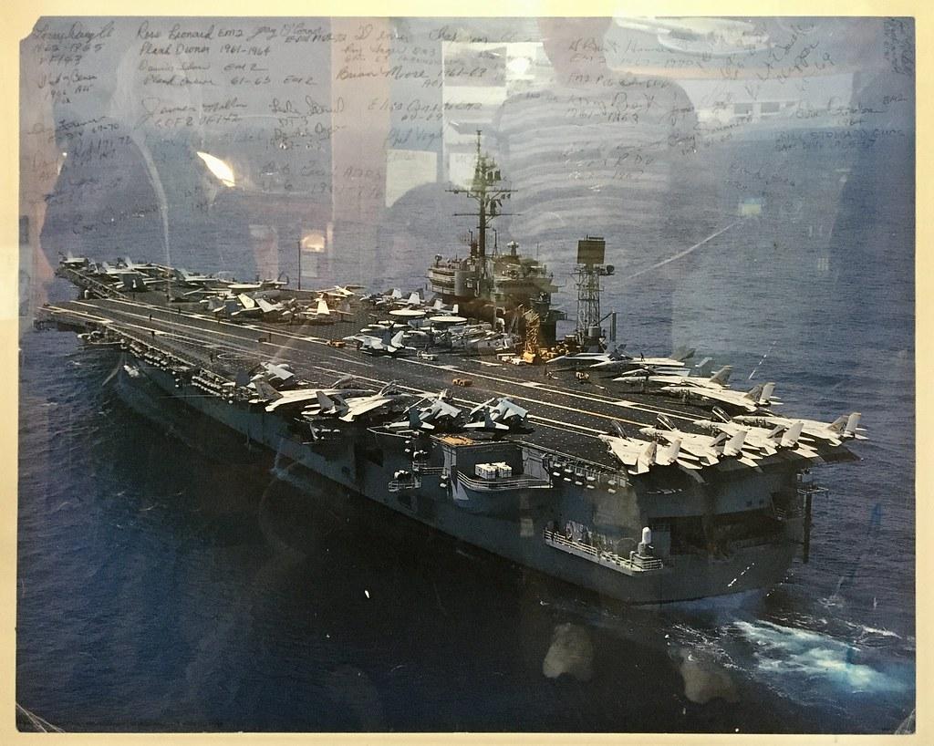 USS Constellation, CV-64