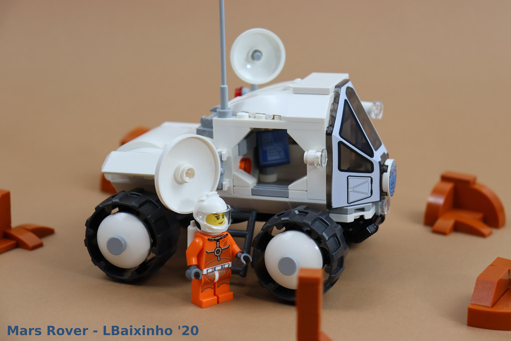 Mars Rover 06