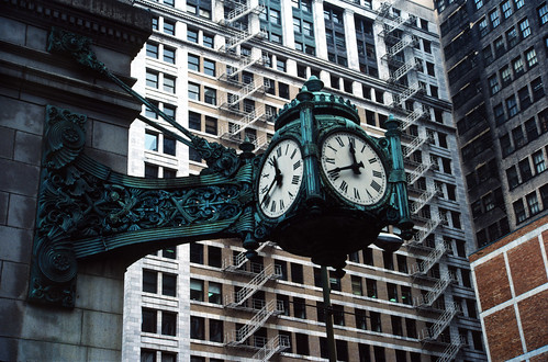 Marshal Field's Clock