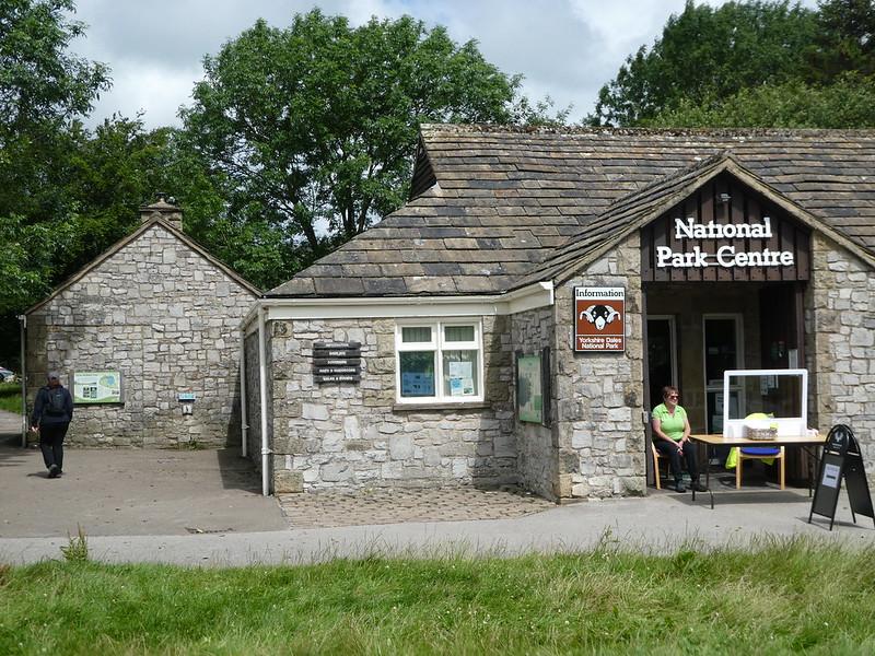 National Park Visitor Centre, Malham