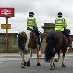 Lancashire Mounted Police