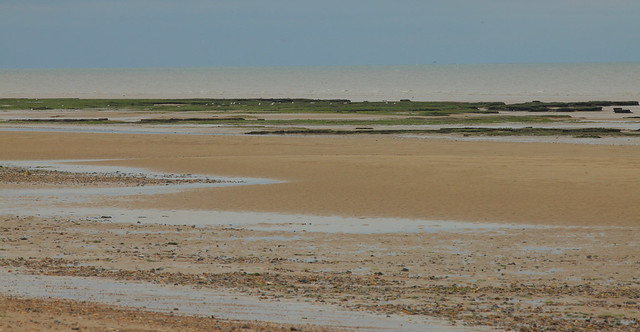 Holme beach Norfolk