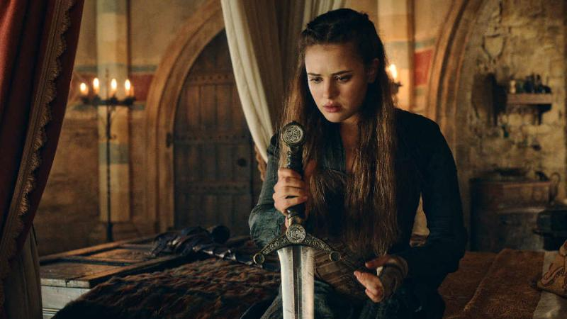 Katherine Langford as Nimue