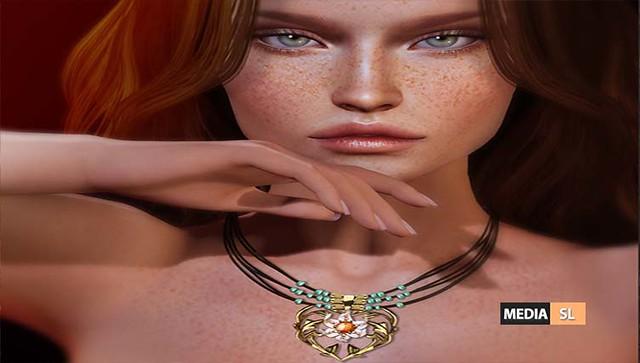 KUNGLERS - Elisiane necklace – NEW - Giveaway!
