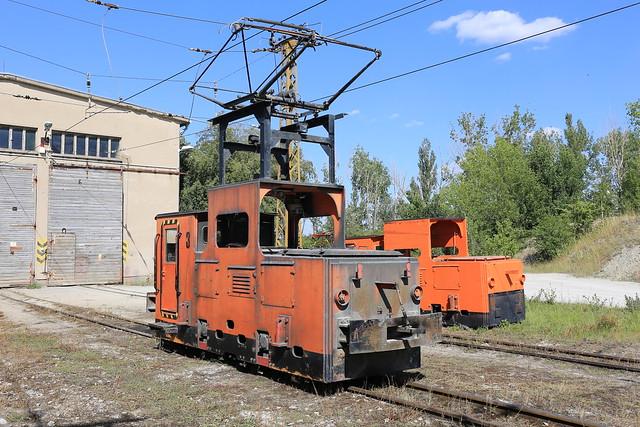 Sodawerk Staßfurt EL 12 LOk3, Förderstedt