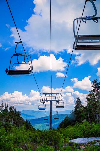 clouds adirondacks whiteface landscape tree travel mountain wilmington newyork unitedstatesofamerica