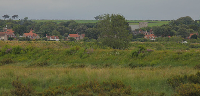 Thornham Village Norfolk