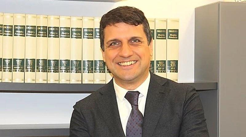 L'avvocato Giovanni Ferraù