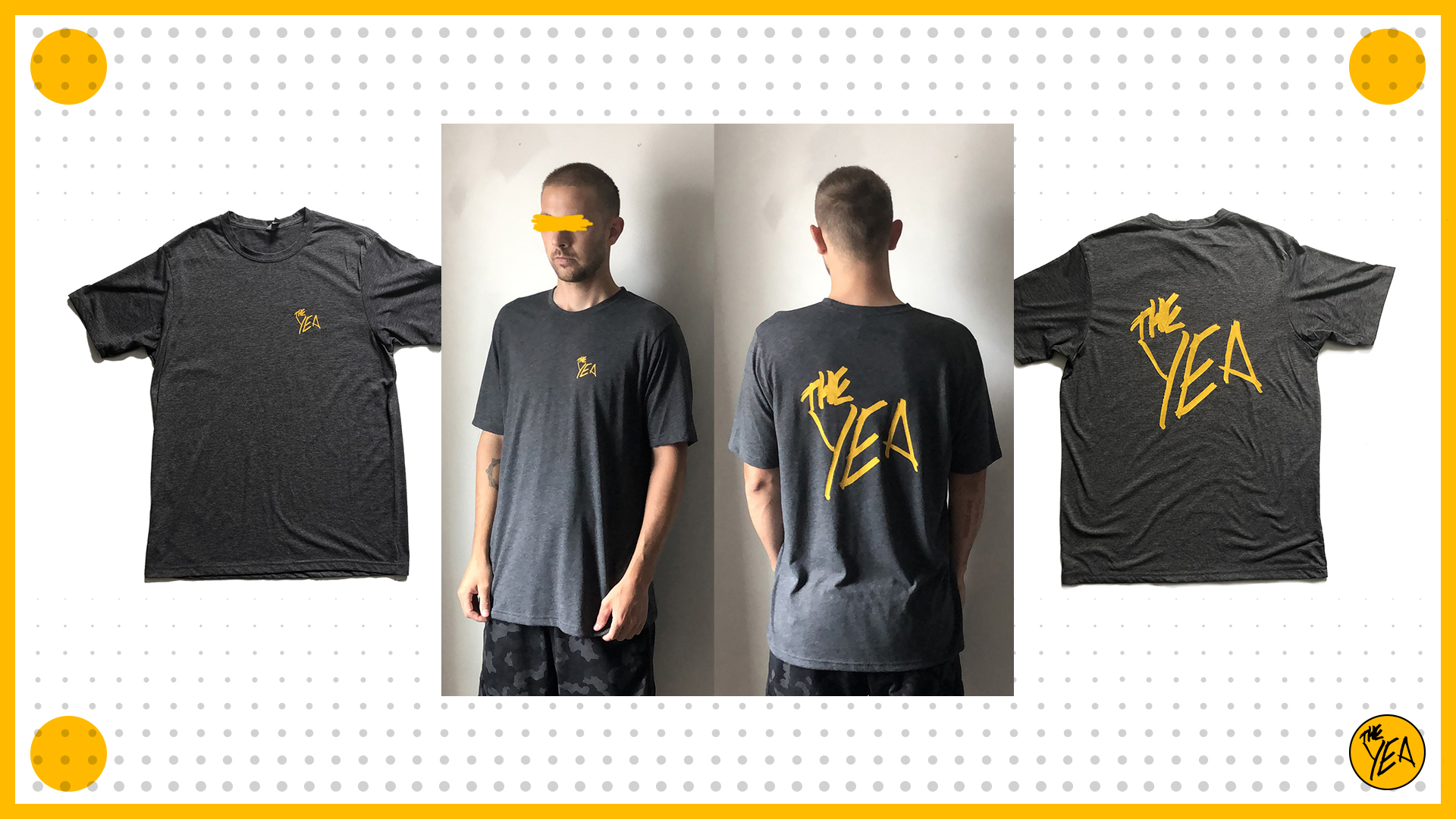 The Yea BMX Tee Shirt