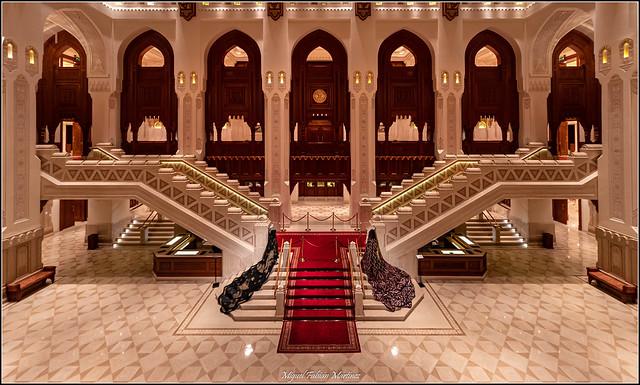 Muskat Opera House