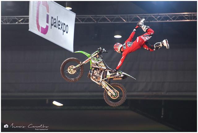 Brice Izzo @ Geneva Supercross 2018 - D85_3912