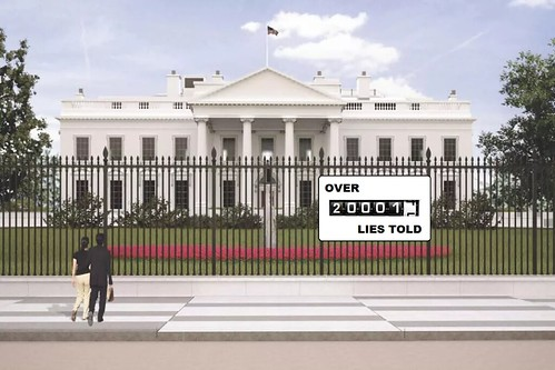 Trump Has Told Over 20,000 Lies While In Office. So Far.