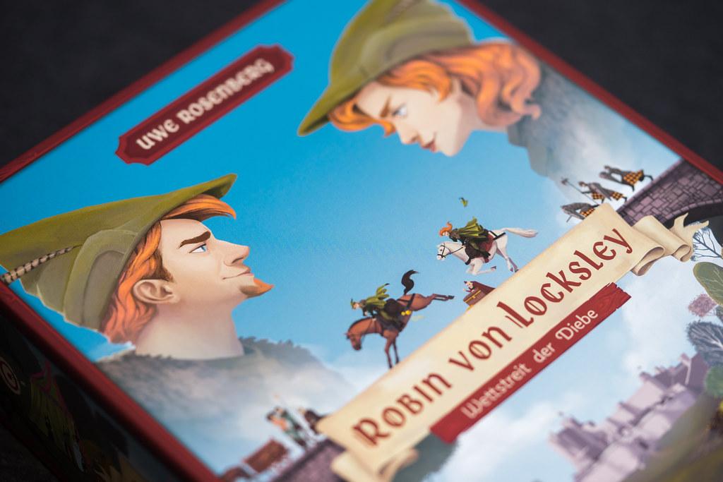 robin von locksley juego boardgame