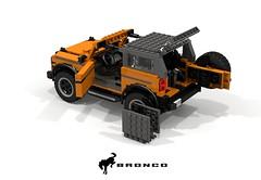 Bronco 2021 3-Door