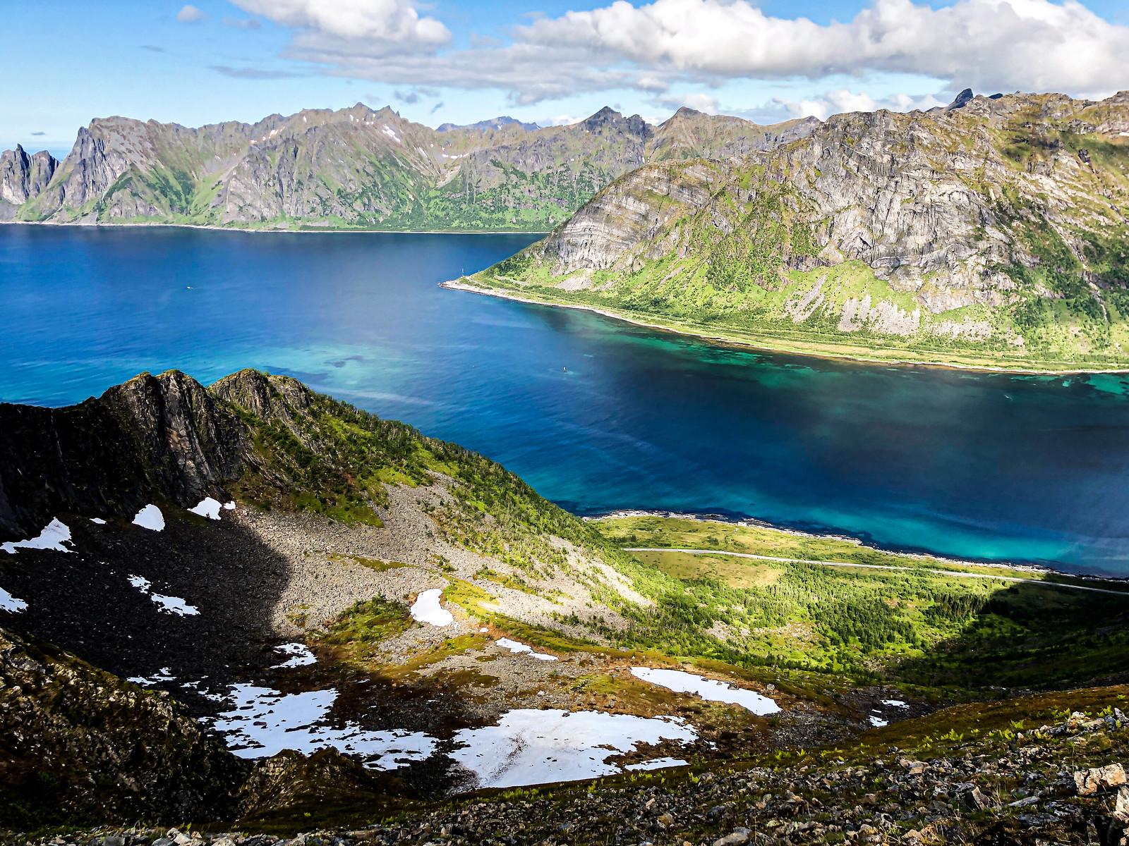 Senja-Patikointi-Norja