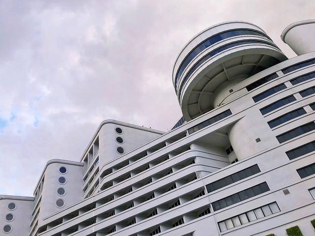 Nautical Themed SunWorld Dynasty Hotel in Taipei