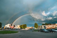 Double Rainbow | Kaunas