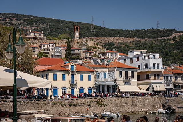 Nafpaktos, Lepanto, Phokis, Greece