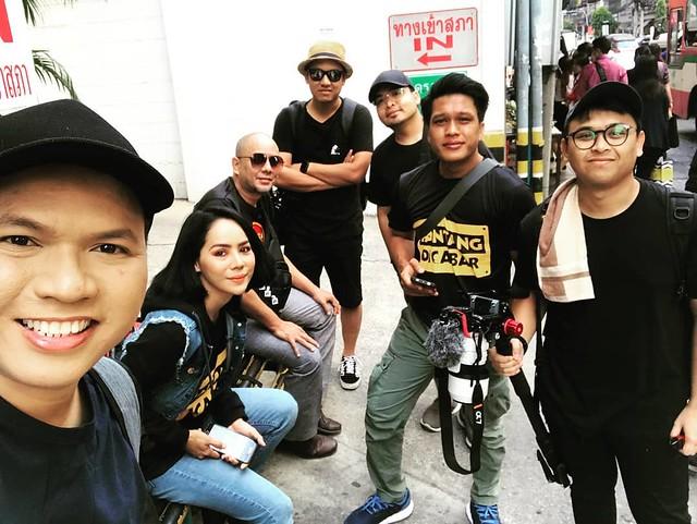 hos dan kru di Bangkok thailand