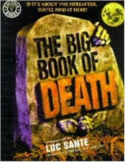 The Big Book of Death - Bronwyn Carlton