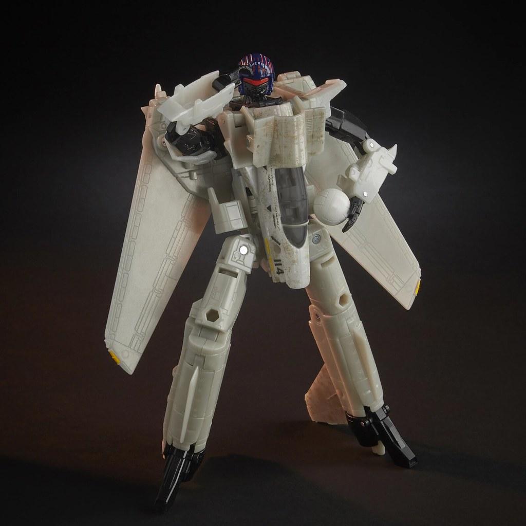 《捍衛戰士》×《變形金剛》孩之寶 變形金剛世代系列「獨行俠」(Transformers Generations Top Gun Mash-Up Maverick Robot)【Hasbro Pulse 限定】