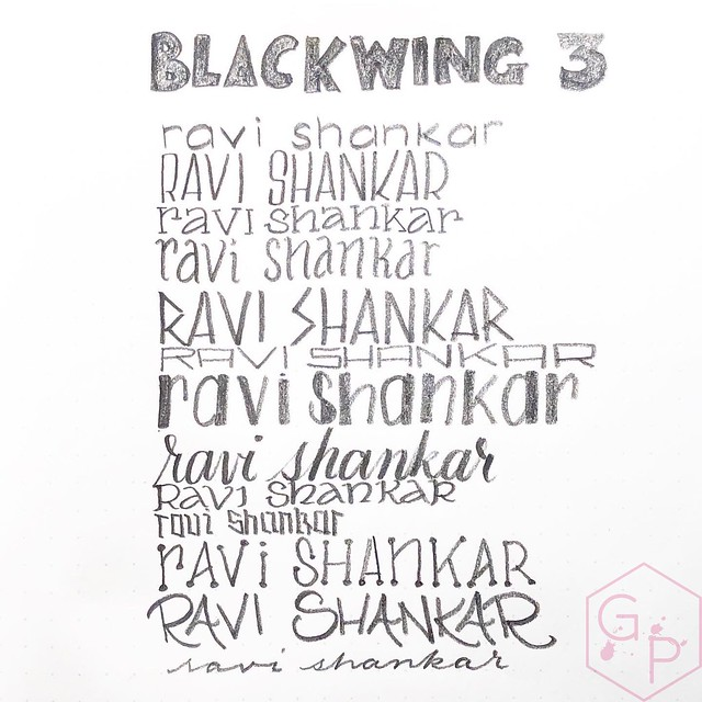 Blackwing Volume 3 Ravi Shankar 7