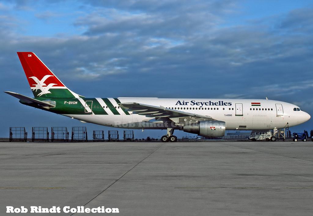 Air Seychelles A300B4-203 F-BVGM