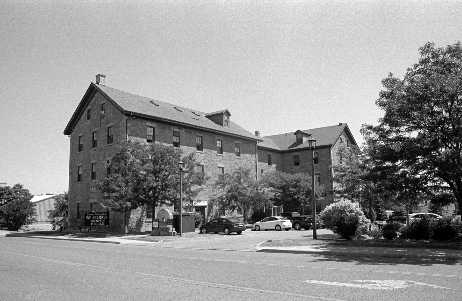 The Welland Mills
