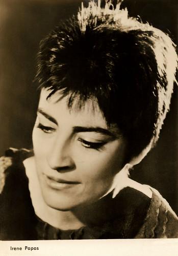 Irene Papas in Ilektra (1962)