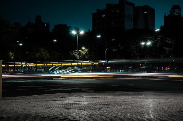Ciudad dormida - Buenos Aires