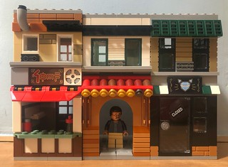 LEGO Chinatown buildings | by marc-entrega