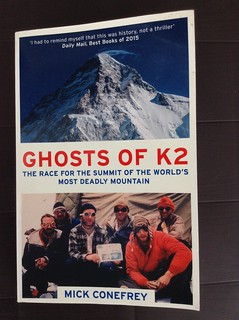 Ghosts of K2 - Mick Conefrey | by Mary Loosemore