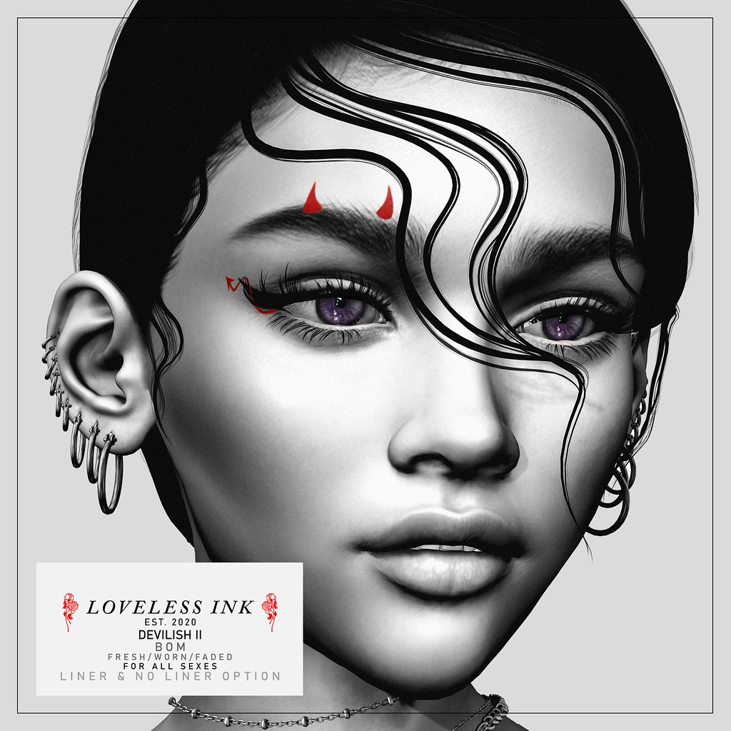 Loveless Ink – Devilish II
