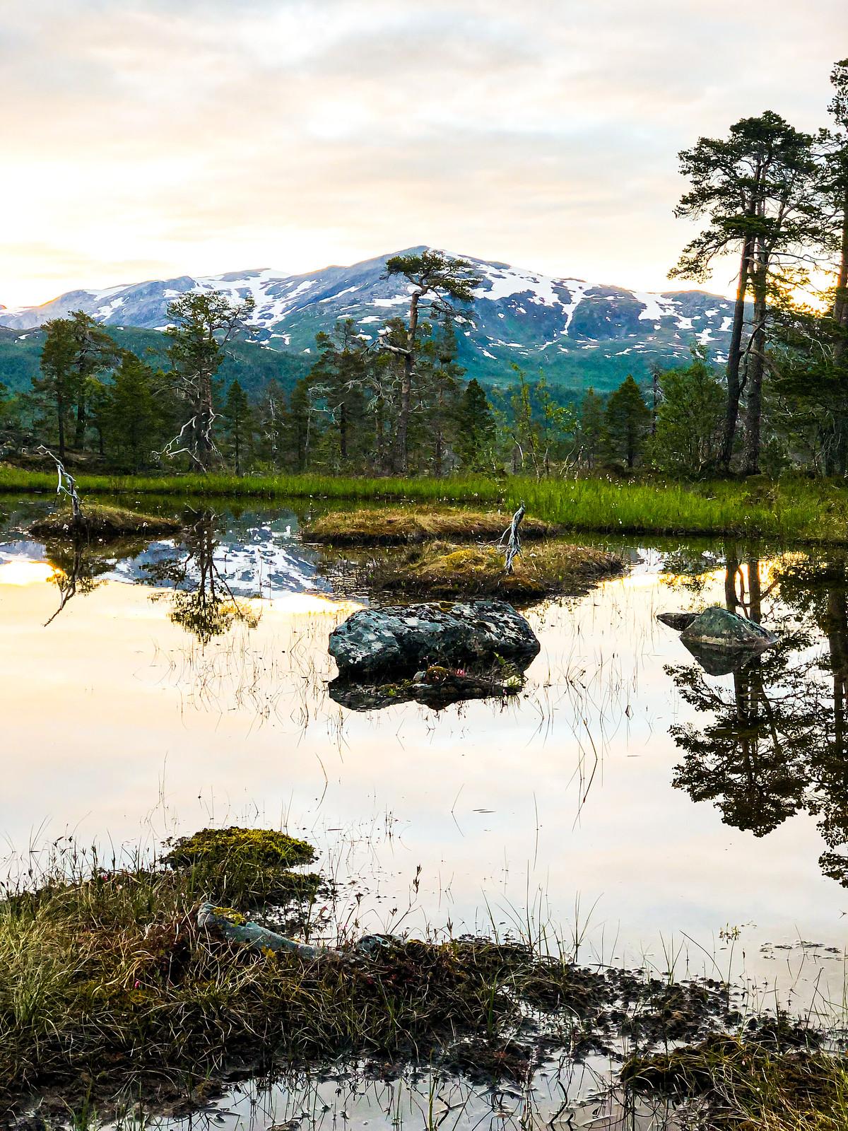 Järvi-Senja-Norja