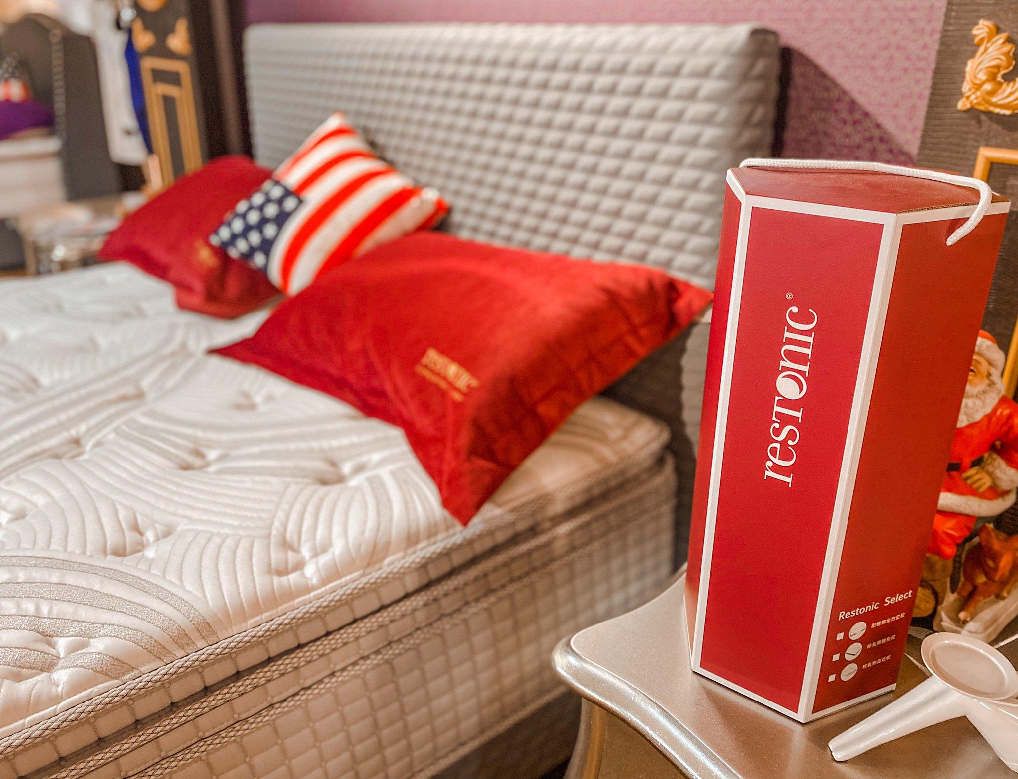 床墊推薦。美國蕾絲床墊|夏日涼感床墊冰晶系列。ICE ZERO  -°C瞬涼布!有效降低體感溫度