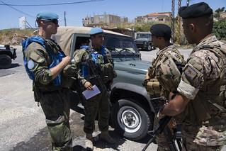 20200623 UNIFIL- Fin_LAF_patrol 02 | by UNIFIL - United Nations Interim Force in Lebanon