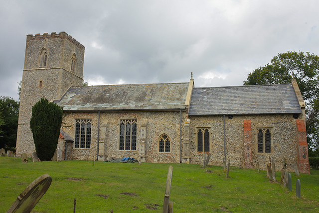 St Mary Church, East Raynham