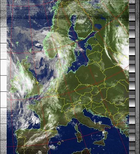 NOAA 19 at 14 Jul 2020 05:58:33 GMT
