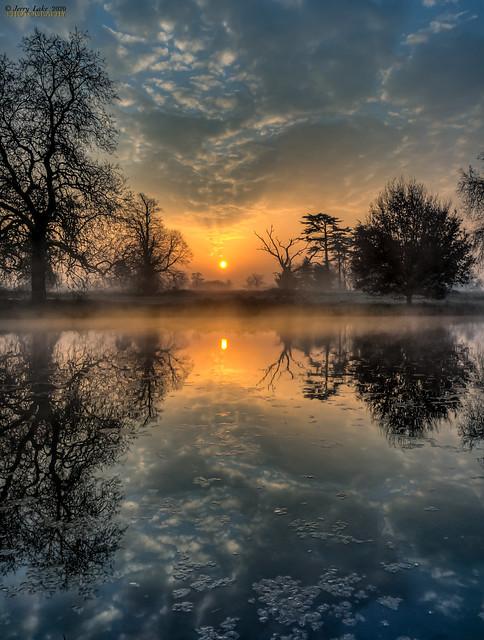 Ethereal sunrise {Explore 14/7/2020}